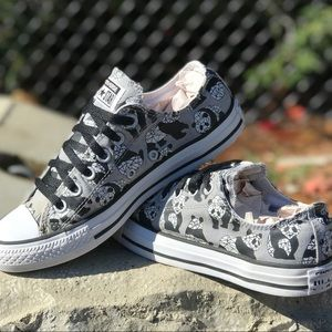 Diamond Panda Converse Men 5 WmNs 7